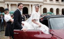 شاهدوا: زواج ملكي فخم لحفيد نابليون بونابرت