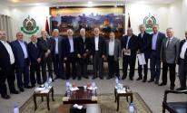 حماس وحنا ناصر