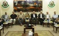 فصائل اليسار تكشف عن نتائج اجتماع القوى الفلسطينية مع حركة حماس في غزّة