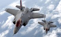 بالصور: جيش الاحتلال يعلن استقباله طائرتين حربيتين جديدتين