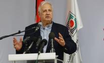 حنا ناصر يكشف عن نتائج لقائه بالفصائل في غزّة بشأن الانتخابات