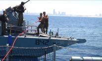 إصابة شاب برصاص بحرية الاحتلال قرب شاطئ بحر رفح
