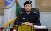 مدير عام الشرطة اللواء محمود صلاح
