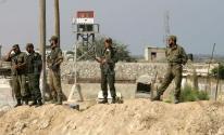 حدود غزة مع مصر
