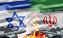 حرب بين اسرائيل وايران