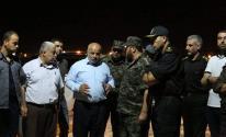 عملية تسلل جنوب غزة