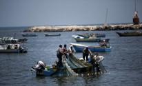 توسيع مساحة الصيد ببحر غزّة