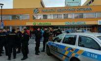 مقتل 6 أشخاص جراء إطلاق نار داخل مستشفى في التشيك.jpg