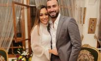محمد الشرنوبى و  راندا رياض