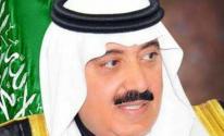 الأمير متعب بن عبد العزيز آل سعود