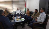 أبو هولي يلتقي وزير الحكم المحلي لبحث هذا الأمر!