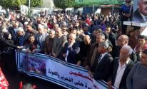 شاهد بالفيديو: الجبهة الشعبية تُحيي ذكرى انطلاقتها في مسيرة حاشدة بغزة