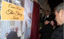 الرئيس محمود عباس يفتتح أكبر مجسم للسيد المسيح في العالم.png