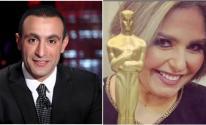 صابرين و أحمد السقا