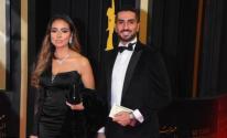 محمد الشرنوبي و سارة الطباخ