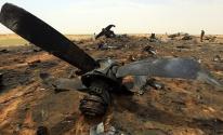 مقتل 15 شخصًا إثر تحطم طائرة عسكرية في دارفور بالسودان.jpg