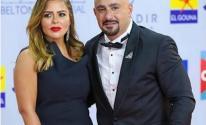 أحمد السقا و زوجته