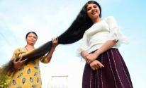 بالفيديو والصور: صاحبة أطول