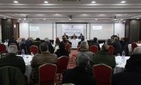 شاهد: مؤتمر برام الله لبحث دور المؤسسة الأمنية في بناء الدولة الفلسطينية