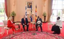 نتنياهو يلتقي رئيس مجلس السيادة السوداني