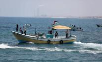 لجان الصيادين يكشف تفاصيل تقليص مساحة الصيد في بحر قطاع غزّة