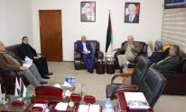 تفاصيل لقاء أبو هولي مع مدير عمليات