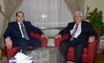 الرئيس عباس وجهاز المخابرات المصرية