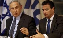 نتنياهو ورئيس الموساد