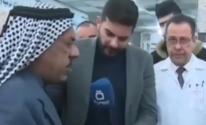 بالفيديو والصور: عراقي يلفظ