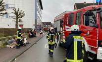حادث دهس في المانيا