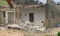 انهيار منزل في القدس