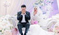 بالصور: بعد شهرين من زواجهما