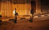 قوات الاحتلال تقتحم جنين معززةً بـ40 آلية عسكرية