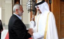 هنية يُعقب على دعم أمير قطر لقطاع غزة بمساعدة مالية