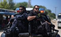 الأمن الداخلي بغزة