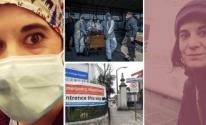 شاهدوا: ممرضة إيطالية مصابة بـ