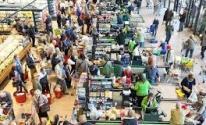 بالصور: متاجر البقالة