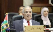 وزير النقل والمواصلات عاصم سالم
