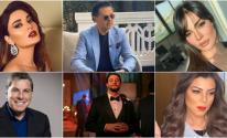 بالفيديو: نجوم الفن في زمن