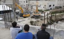 هل ينجح البناء غير المرخص في مواجهة سياسة الاحتلال لتهجير المقدسيين؟