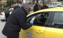 بالفيديو: حركة فتح برام الله تُنظم حملة توزيع أدوات تعقيم على المواطنين لمواجهة كورونا