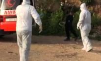 بالفيديو: الاحتلال يُلقي عامل فلسطيني قرب حاجز في نابلس بشبهة إصابته بفيروس كورونا