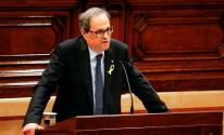 زعيم إقليم كتالونيا الإسباني كيم تورا