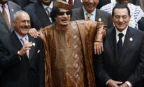 بالفيديوهات: الاعلامي الذي أجرى آخر حوار مع القذافي وأول من دخل مخبأ صالح يحتفل بعيد ميلاده