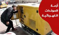 النائب العام بغزة يوجه رسالة مهمة لأصحاب المولدات الكهربائية