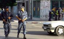 الشرطة بغزة
