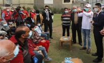 شاهد: خبراء صينيون يُقدمون مساعدات طبية لعراقيين في بغداد