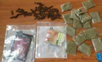 نابلس: الحكم بالسجن مع غرامة مالية على تاجر مخدرات