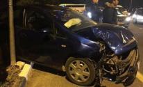 محدث بالصور: وفاتان وإصابات جراء حادث سير مروع جنوب نابلس