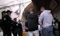 الاحتلال يصادر طرود غذائية من متطوعين تيار الإصلاح في القدس